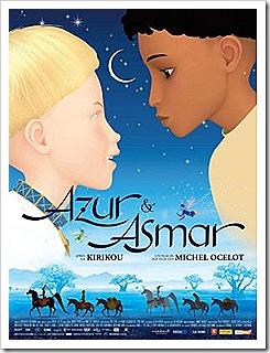 Azur y Asmar (2007), de Michel Ocelot