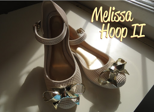 Melissa: Hoop II na loja UNIK