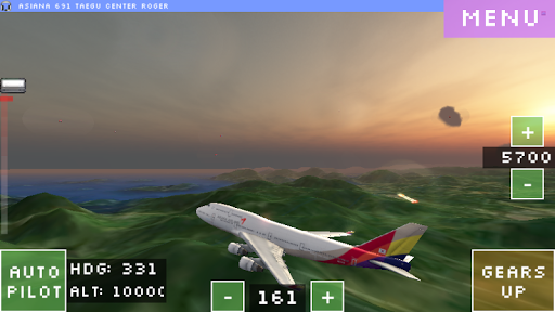 Flight World Simulator - screenshot