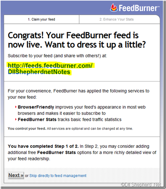 feedburner-new-feed-address