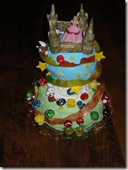 Liam's Mario Cake 020