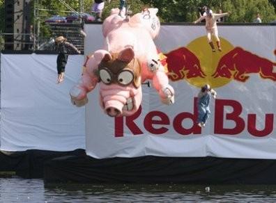 Red Bull Flugtag в Киеве!!