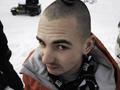 Денис Варич, сноуборд, 55 ступеней, 10 швов...