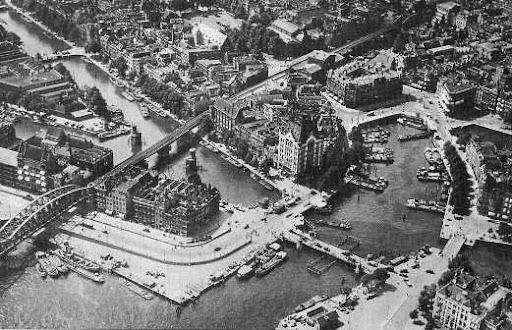 rotterdam oude haven jaren 30