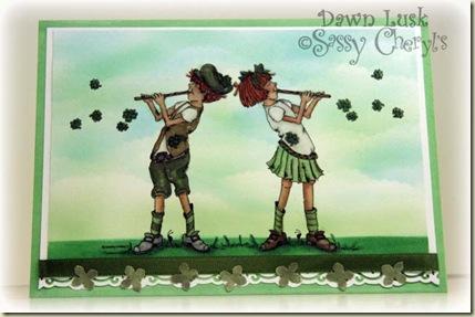 Dueling Whistles II