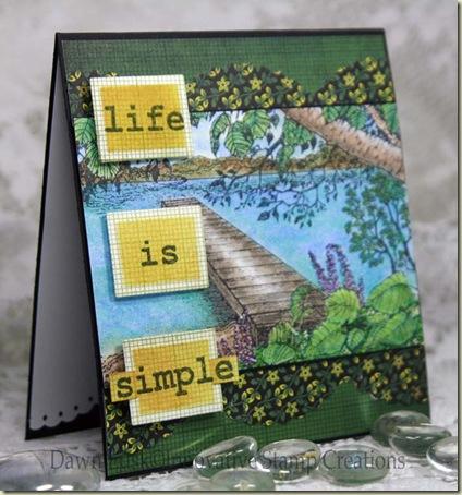 Jbelle Jn22 Life is Simple