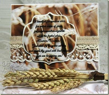 Wheat ODB
