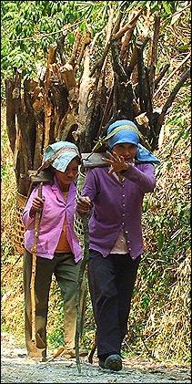 Alrededores de Phongsalí.