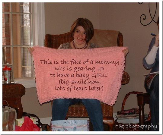 blanket w text