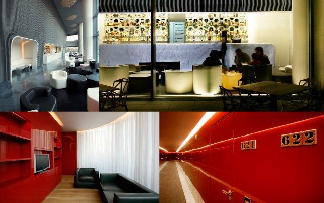 Inspired designer hotel silken puerta america madrid - Hotel mariscal madrid ...