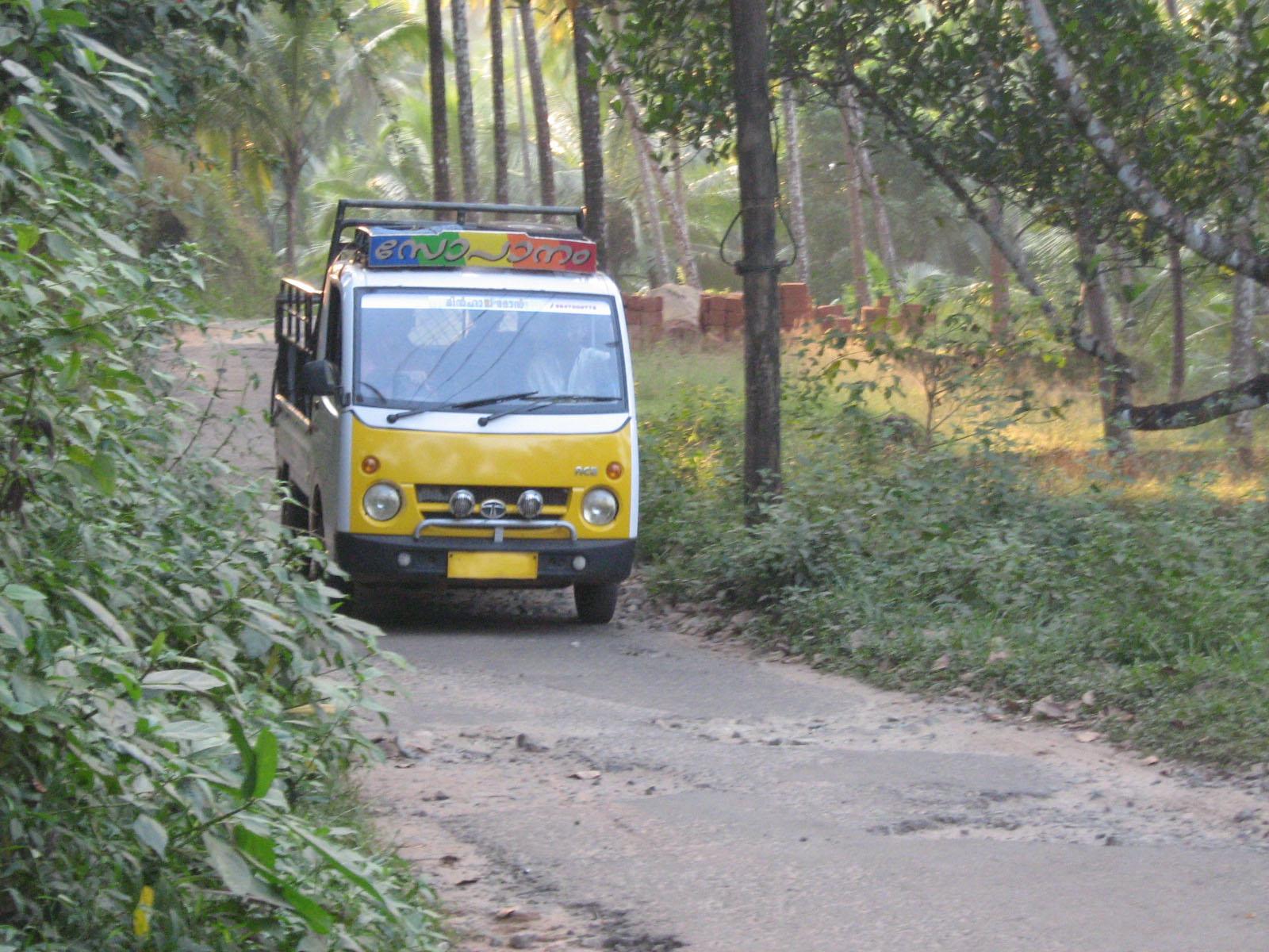 Kodoly Odupara At Last Odupara Palangad Road Repaired