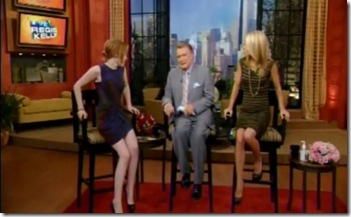 regis & kelly dress 1