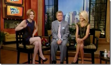regis & kelly dress 2