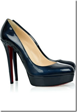 Christian Louboutin Biance Patent leather pumps 1