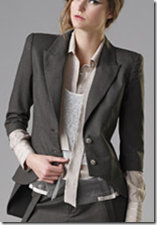 BIRD by Juicy Couture Brambling Wool Tweed Luisa Jacket