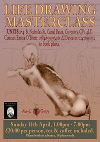 Al Davison's Life Drawing Master Class