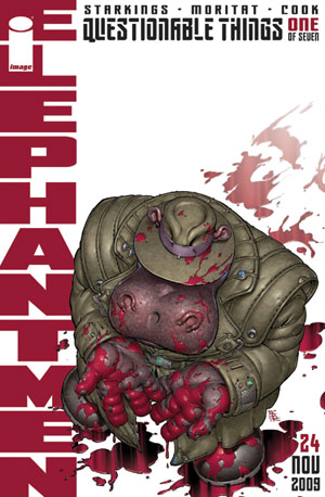 Elephantmen Issue 24