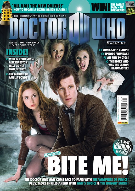 Doctor Who Magazine Issue 421