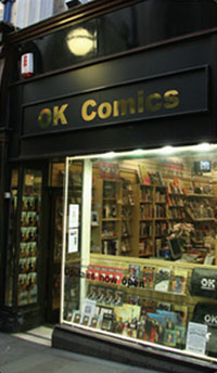 OK Comics, Leeds