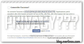 Facebook e la privacy