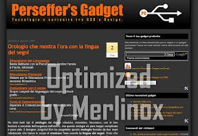 "Restyling blog ""Perseffer's Gadget"""