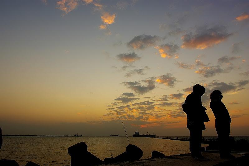 高雄西子灣 黃昏