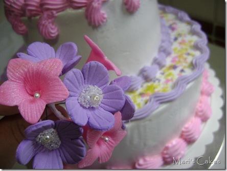 Mari's Cakes Cake Dominicano