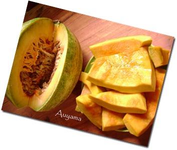 Calabaza, auyama dominicana