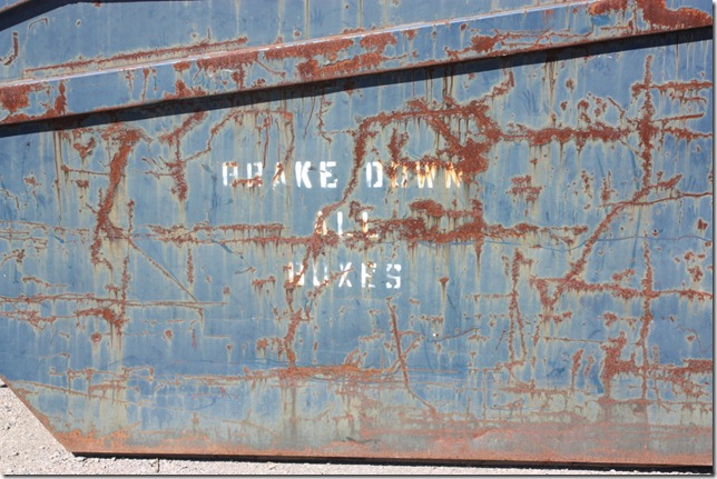"Okay, I'll confess that I LOVE the sale but HATE the fact that ""brake down all boxes"" has been causing me actual head pain for years now ... It's ""break"" people ""BREAK"" Unless you planned to slow those boxes the heck down. Looking forward to a new stencil someday."