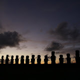 Easter Island - Day 3 (Ahu Tongariki, Rano Raraku)