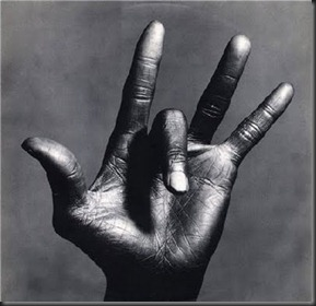 Miles Davis, by Irving Penn