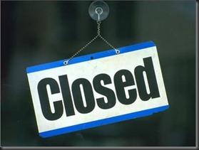 closed-