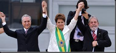 BRAZIL-ROUSSEFF-LULA-INAUGURATION