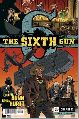 6th Gun #2