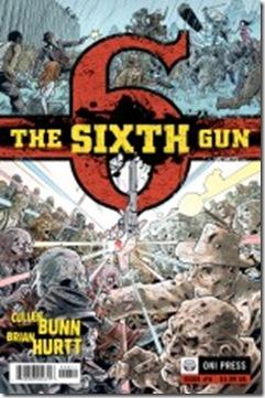 Sixth Gun 6