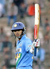 Rahul Dravid makes a comeback to the Indian ODI team for Champions Trophy...