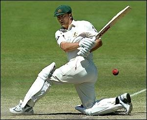 The Aussie Iceman - Steve Waugh