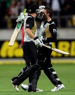 The McCullum Brothers of New Zealand