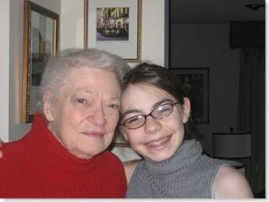 Mom and Rachel