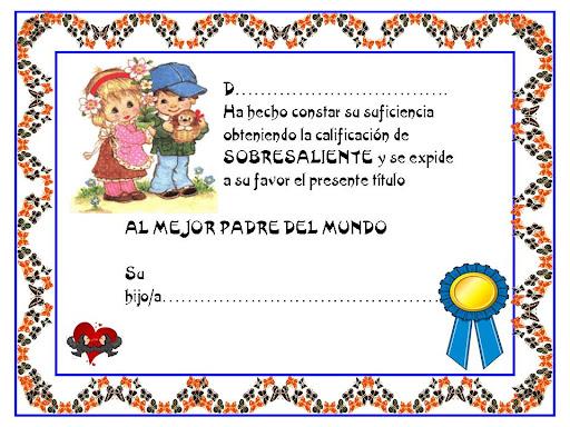 Diplomas para niños cristianos para imprimir - Imagui
