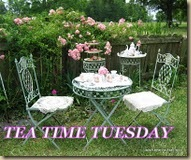 Tea Time Tuesday with Lady Katherine