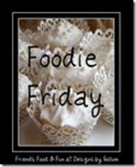 Foodie Friday Logo 2