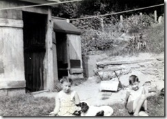Arlene, Norman & Spot