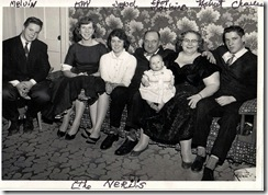 Kay Mannel and the Neri Family
