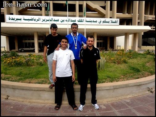 صورة لأفراد نادي الحجاز