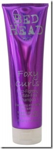 TIGI BED HEAD FOXY CURLS SHAMPOO