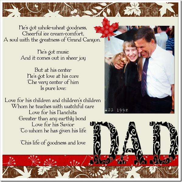 Dad's BD