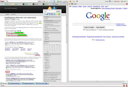 Split Browser