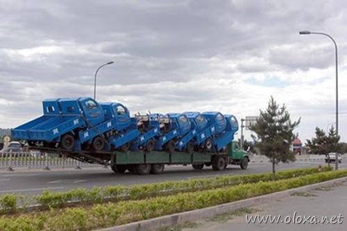 transportes bizarros 7
