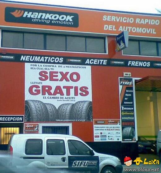 trocar pneu